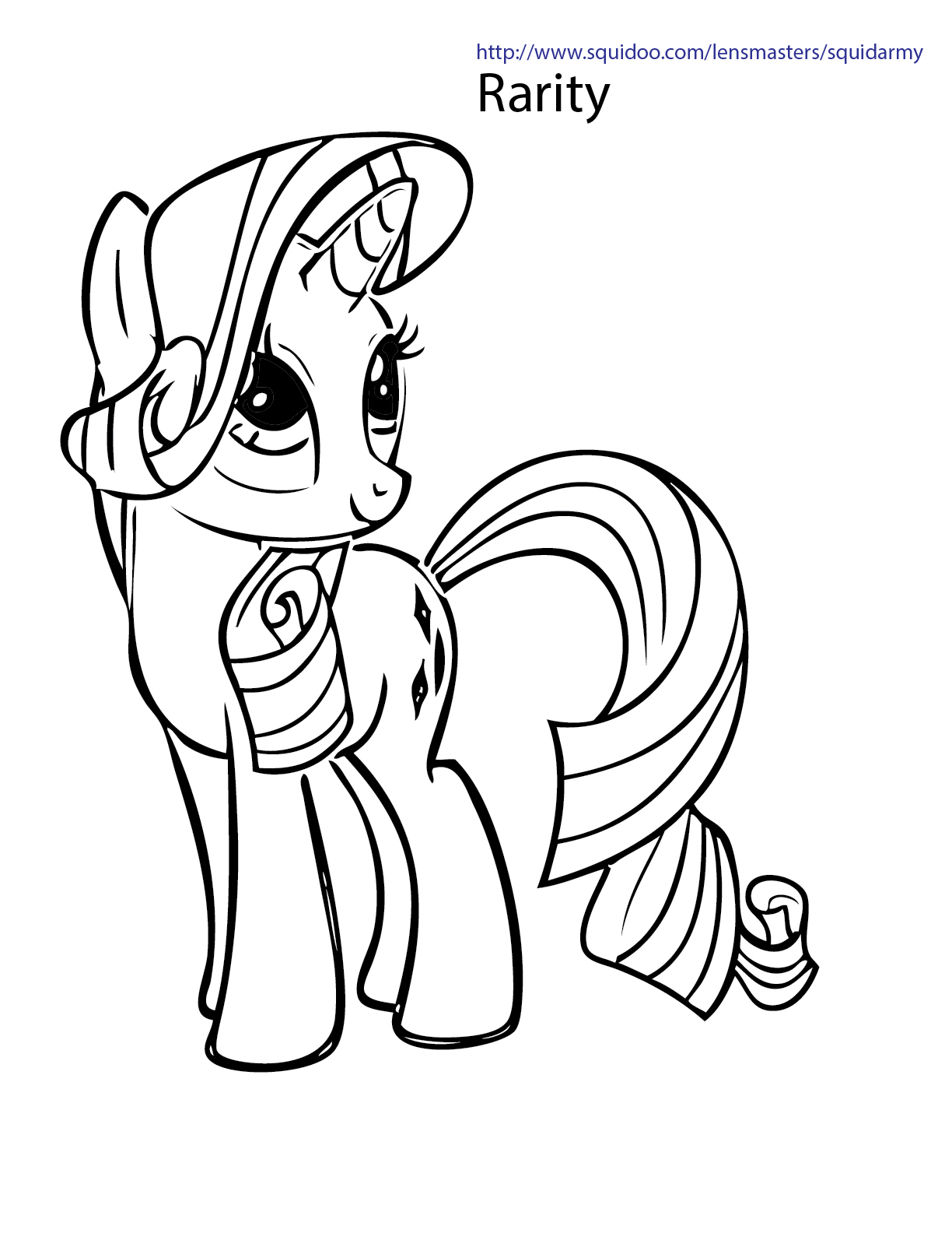 Free Coloring Pages Of Rarity Equestria Girl Rarity Equestria Coloring Page Free